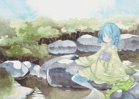 わかさぎ姫水辺-20