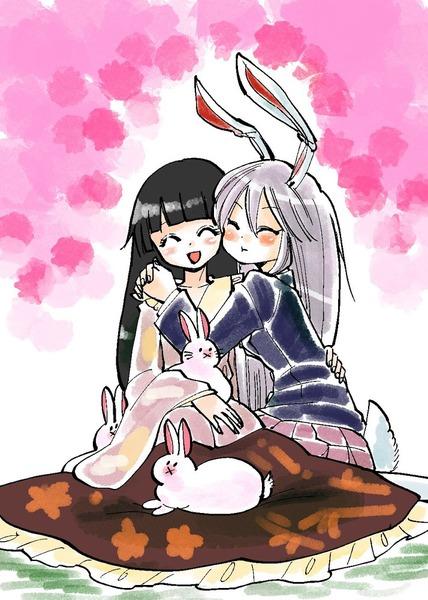 輝夜とウサギ-41