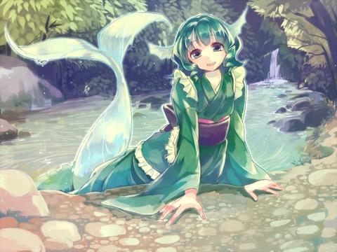 わかさぎ姫水辺-13