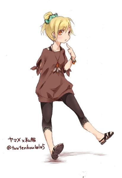 ヤマメ別衣装-33