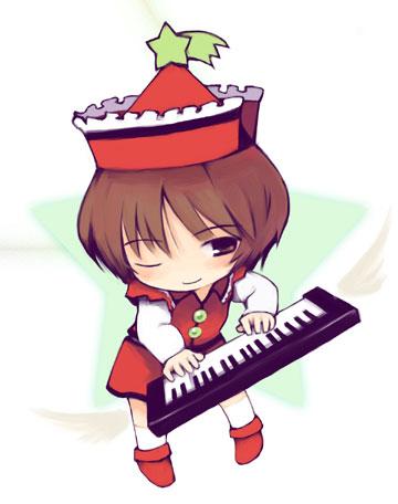 リリカとキーボード-10