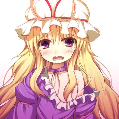 八雲紫幼女-4