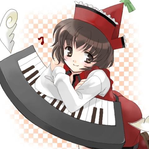 リリカとキーボード-41