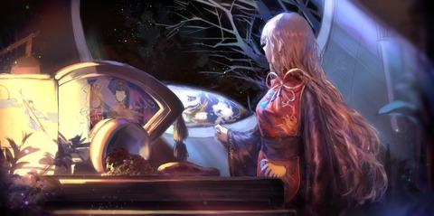 純狐と宇宙-25