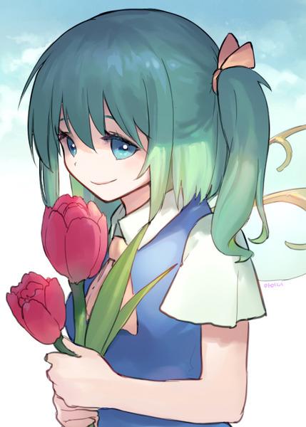 大妖精と花-16