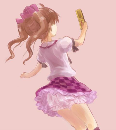 姫海棠はたてと携帯2-44