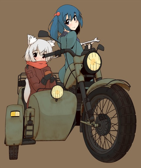 東方バイク2018-34