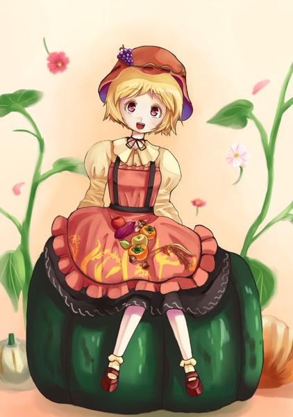 秋穣子と食べ物-45