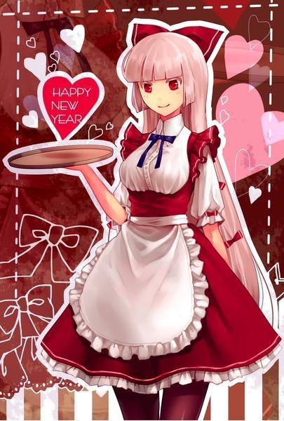 藤原妹紅スカート-5