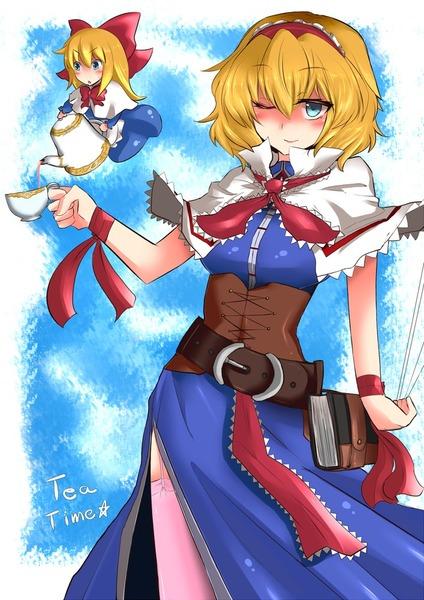アリスと紅茶-53