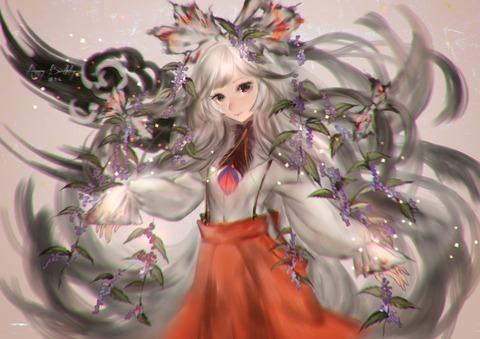 藤原妹紅スカート-08