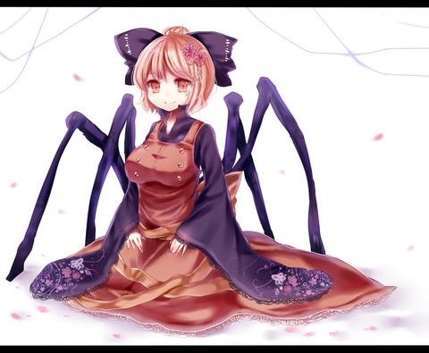 黒谷ヤマメ蜘蛛-10