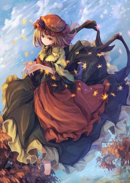 秋穣子と秋-50
