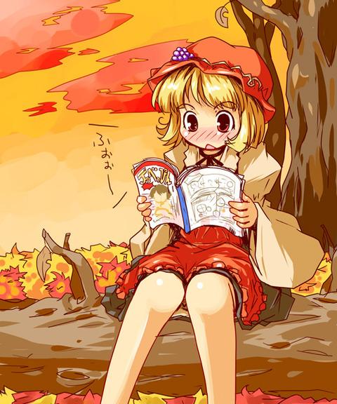 秋穣子と秋-05