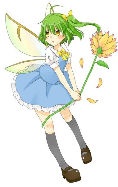 大妖精と花-27