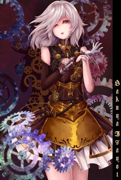 咲夜衣装チェンジ-42