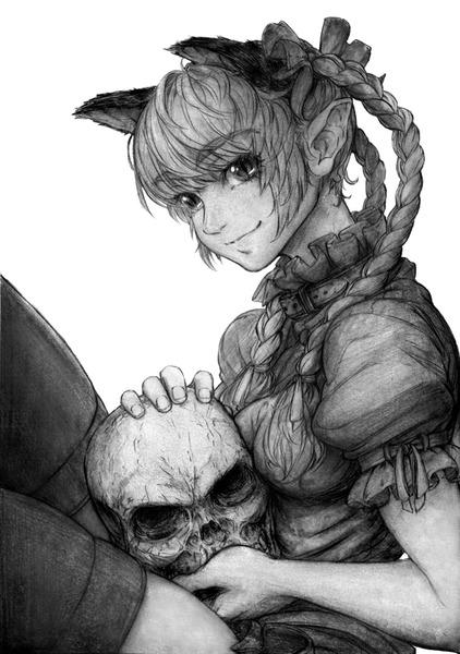 火焔猫燐と髑髏-12
