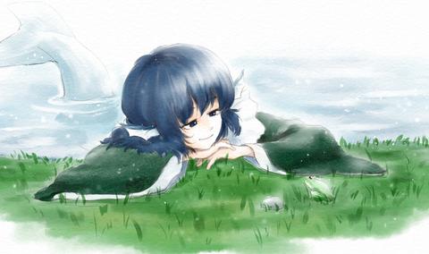 わかさぎ姫水辺-43