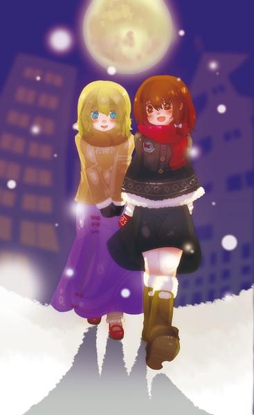 蓮メリ冬服-12