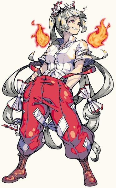 藤原妹紅ポケット-19