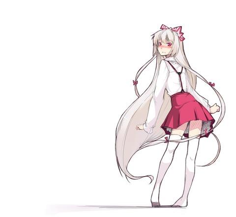 藤原妹紅スカート-01