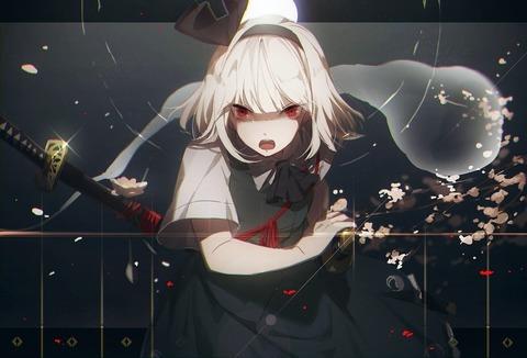 かっこいい魂魄妖夢-14