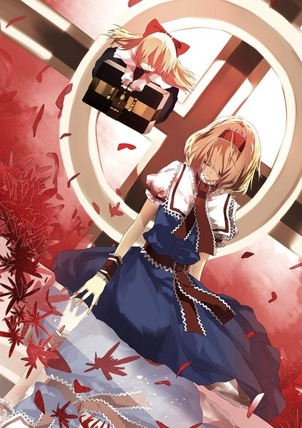アリスと魔導書-33