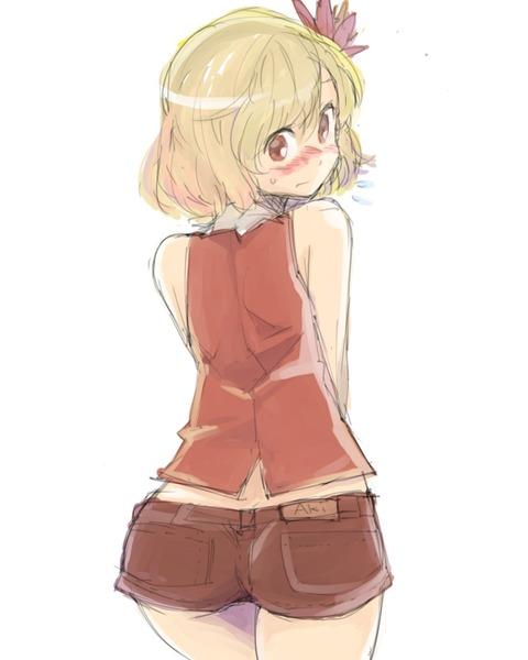 秋静葉衣装チェンジ-12