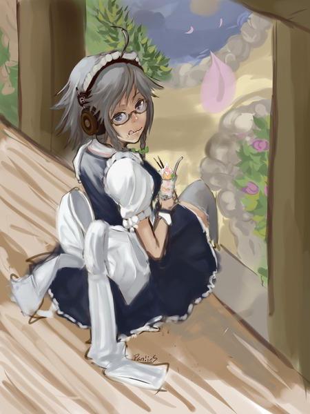 咲夜と眼鏡-39
