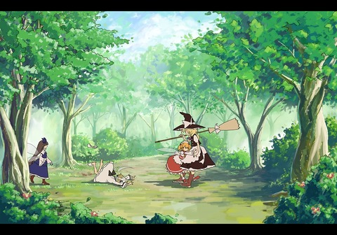 三妖精と誰か-13