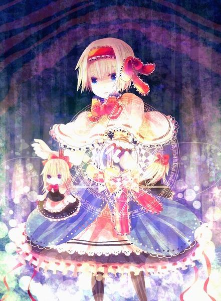 アリスと魔法陣-22