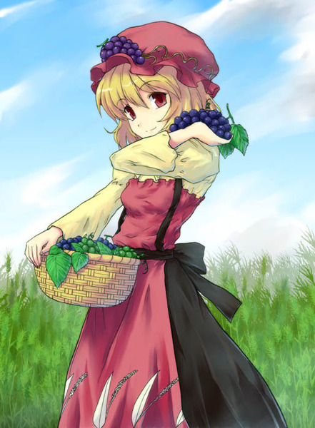 秋穣子と食べ物-03