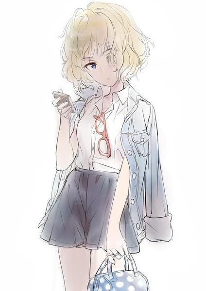 アリスとメガネ-33