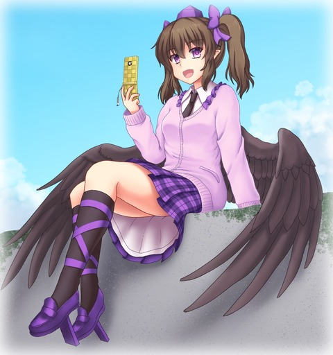姫海棠はたて翼-43