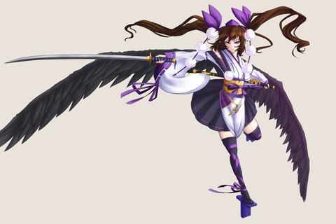 姫海棠はたて翼-42