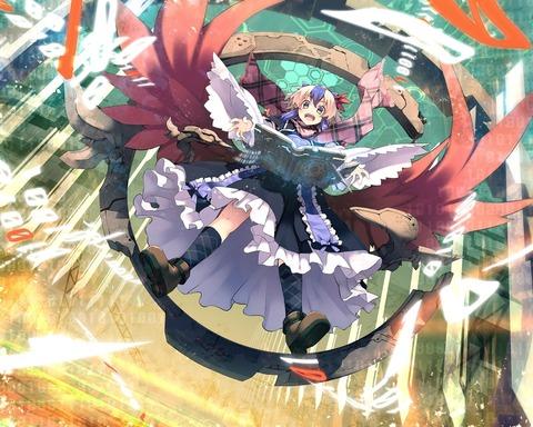 朱鷺子と本-01
