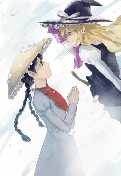 矢田寺成美と雪-37