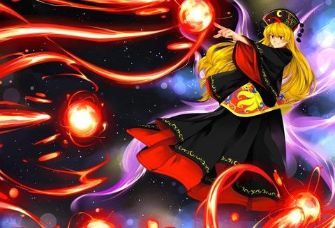 純狐と宇宙-31