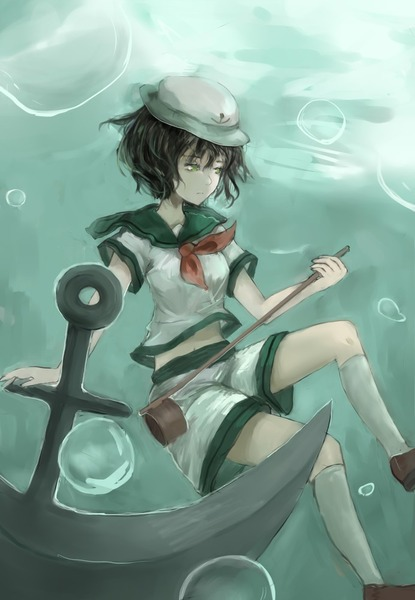 村紗水蜜と水中-18