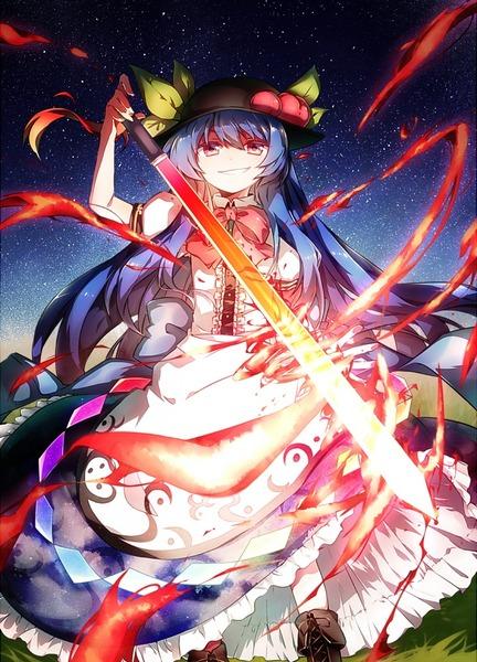 天子と緋想の剣2-02