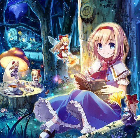 アリスと紅茶-41