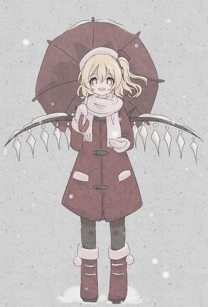 フランと冬服-44