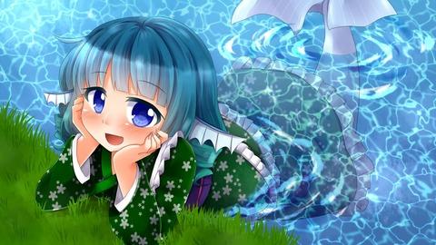 わかさぎ姫水辺-10