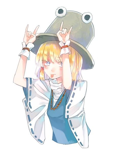 洩矢諏訪子の舌-24