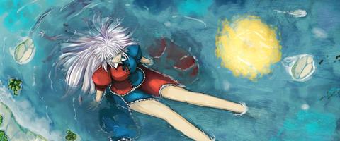八意永琳と月-37