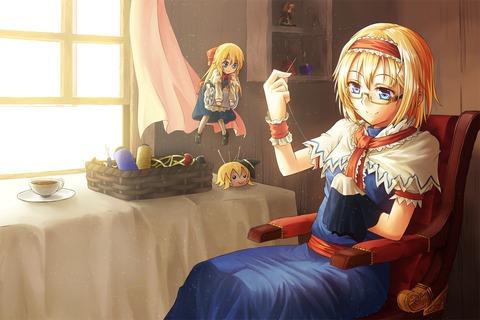 アリスと紅茶-21