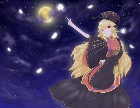 純狐と宇宙-07