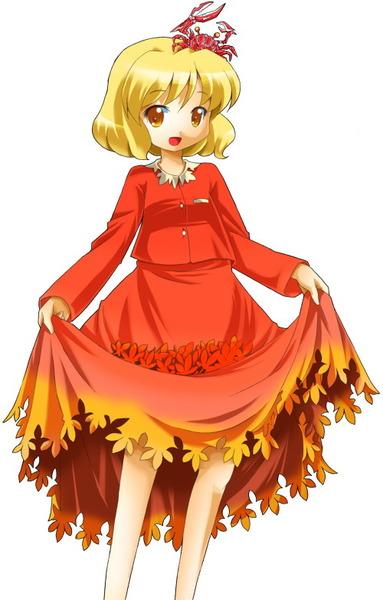 秋静葉スカート-09