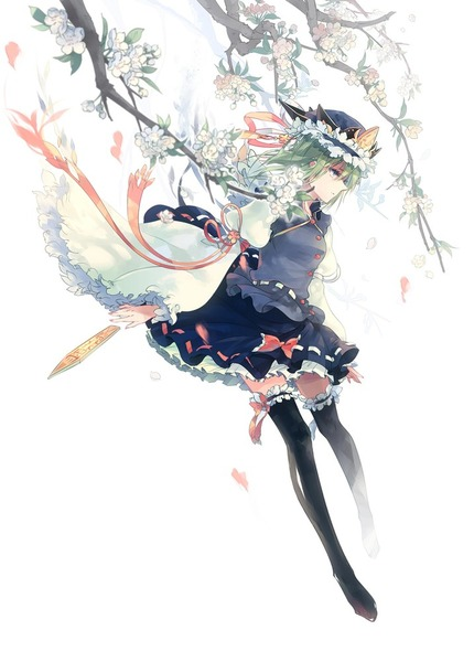 四季映姫と黒ソックス-05