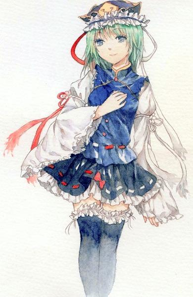 四季映姫と黒ソックス-36